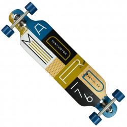 "Longboard MADRID Katar Blocks 39.5"" DT"