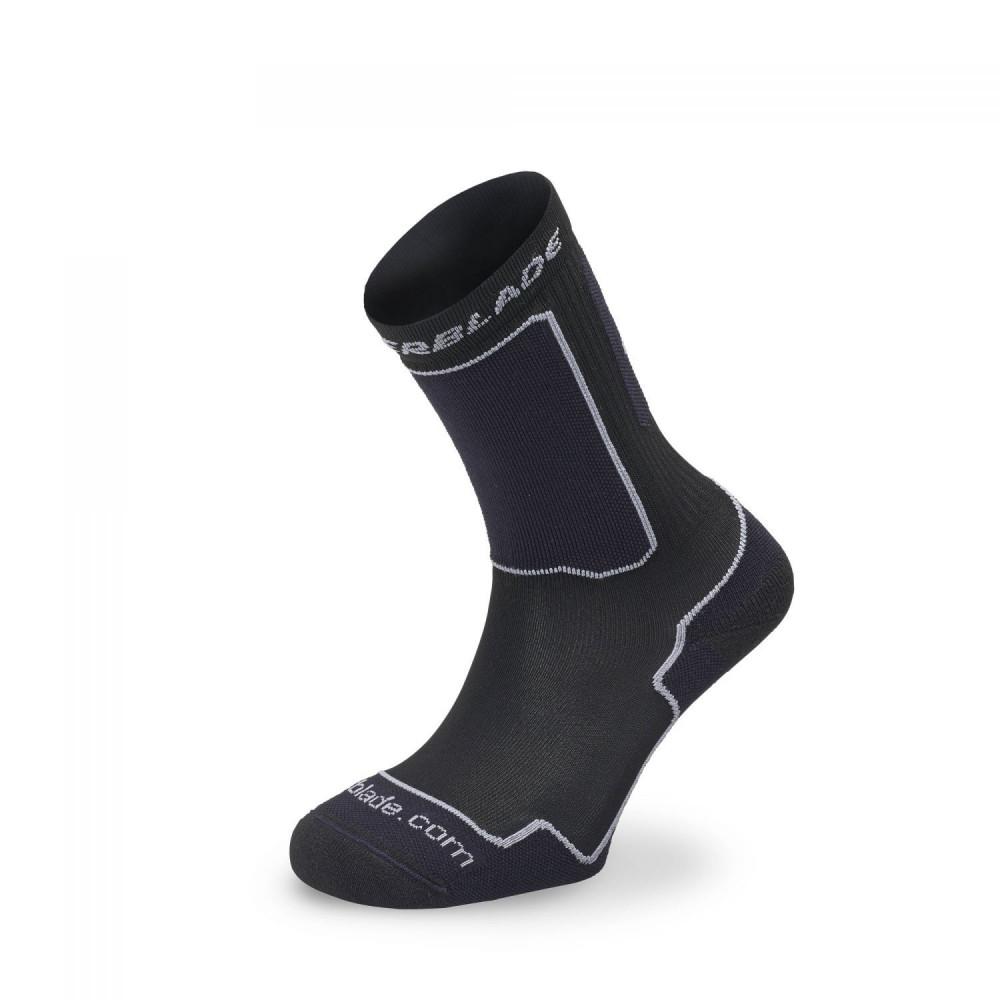 ROLLERBLADE Performance Socks Black/Silver