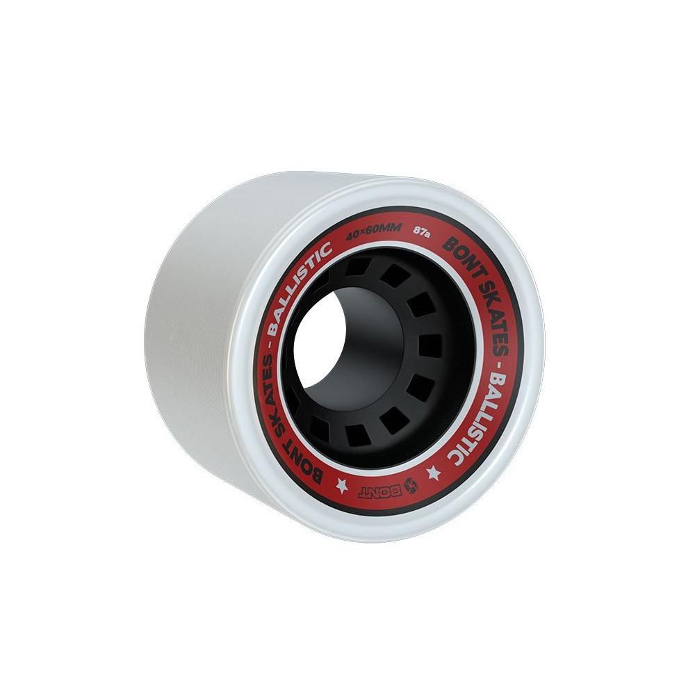BONT Ballistic Wheels x8