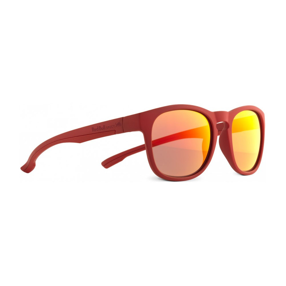 REDBULL X SPECT Ollie Matt Red Polarised Sunglasses