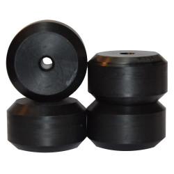 ROCES 6mm Grindwheels x4