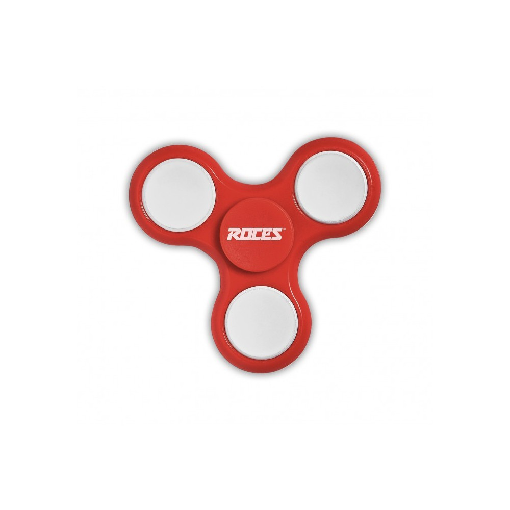 Hand Spinner ROCES Red