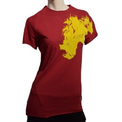 ARTYSM Fab Red/Yellow Tee