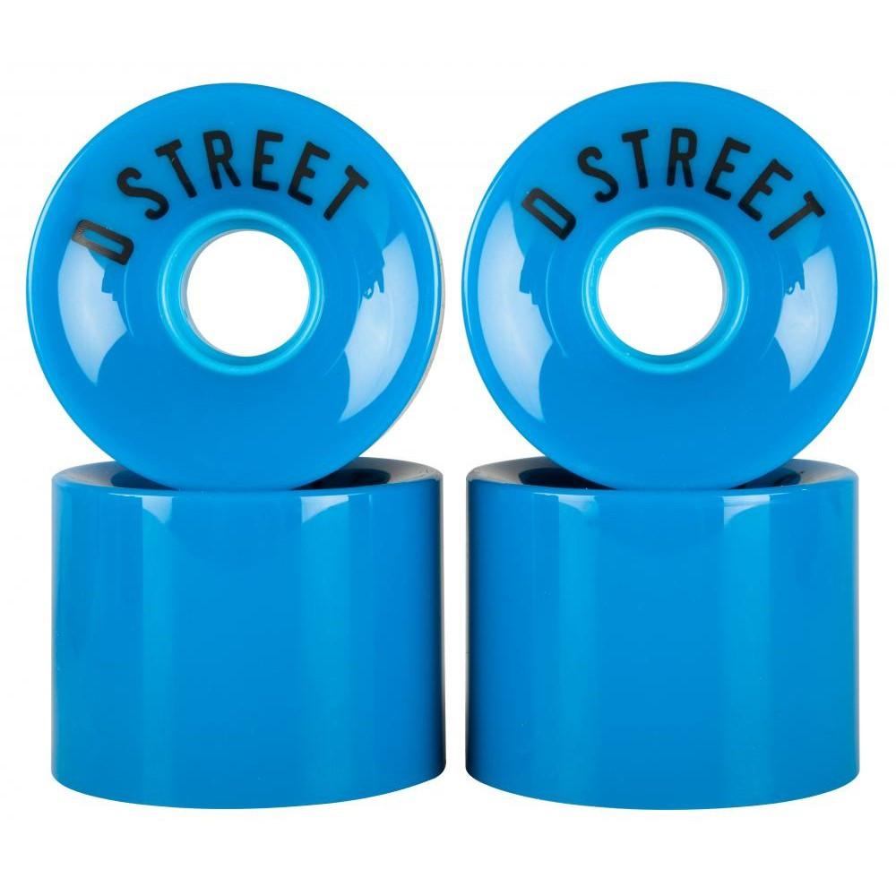 Roues D-STREET 59cent x4