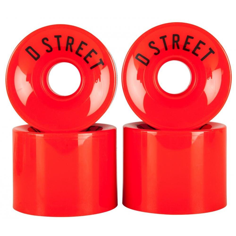 D-STREET 59cent Wheels x4
