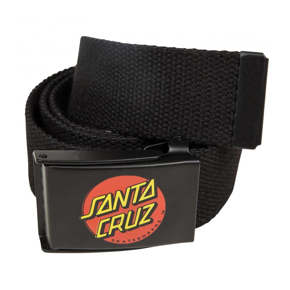 Ceinture SANTA CRUZ Dot Black Belt
