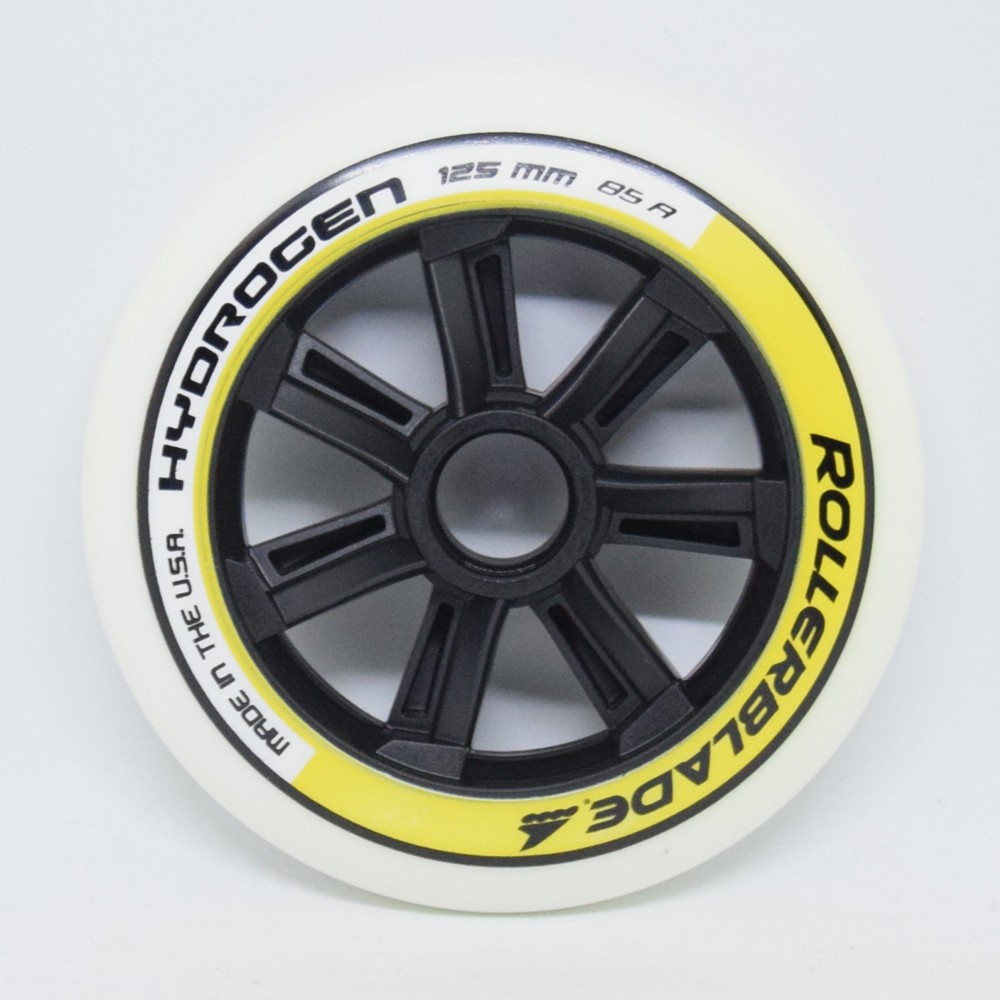 ROLLERBLADE Hydrogen 125mm wheels x6