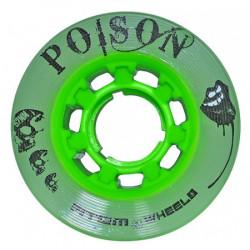 Roues ATOM Wheels POISON X-Slim 62mm x4