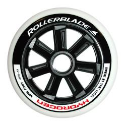 ROLLERBLADE Hydrogen 125mm Black wheels x6