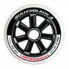 ROLLERBLADE Hydrogen 125mm Black wheels x6