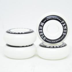 FAMUS White Wheels x4