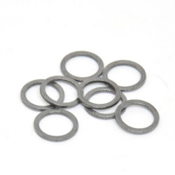 Rondelles de roues CLIC-N-ROLL x8