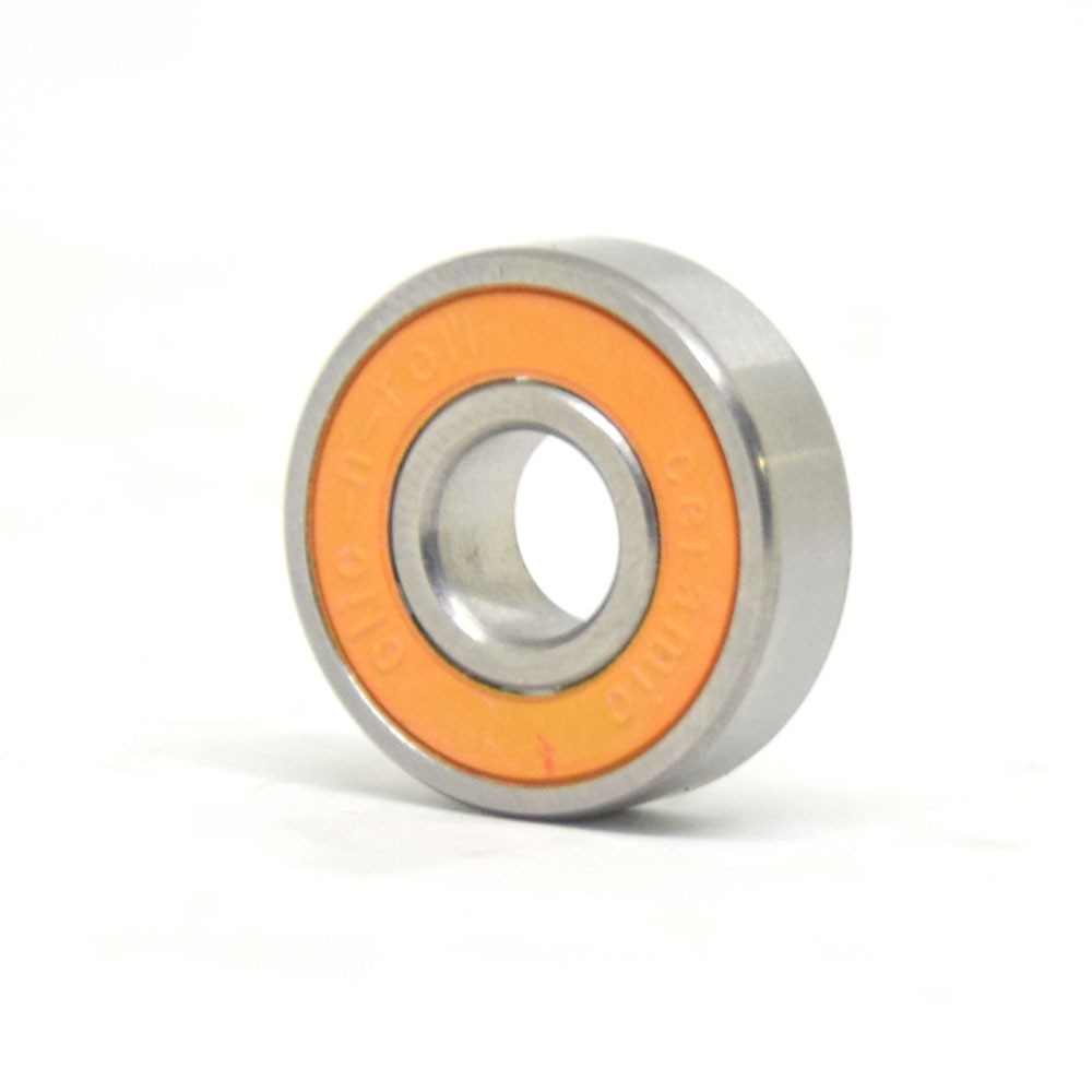 CLIC-N-ROLL Ceramic Bearings x8