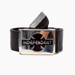 Ceinture INDEPENDENT Belt Clipped Black