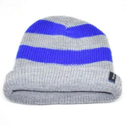 Bonnet BRIXTON Grey Blue