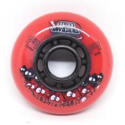 SEBA Street Invaders Red Wheel 72mm x1