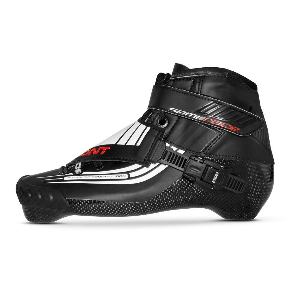 BONT Semi Race Black Boots