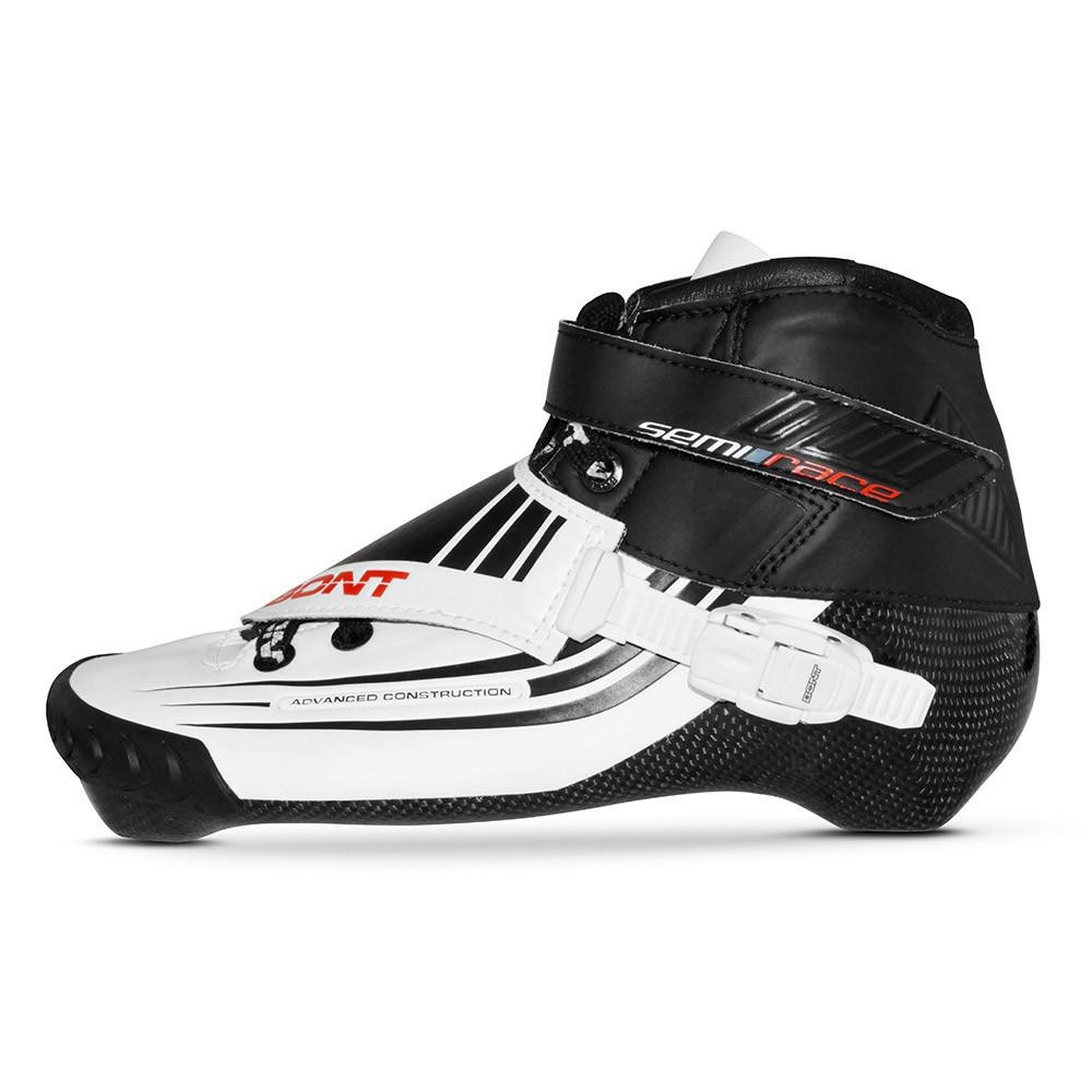 BONT Semi Race White Boots