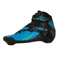 BONT Semi Race Blue Boots