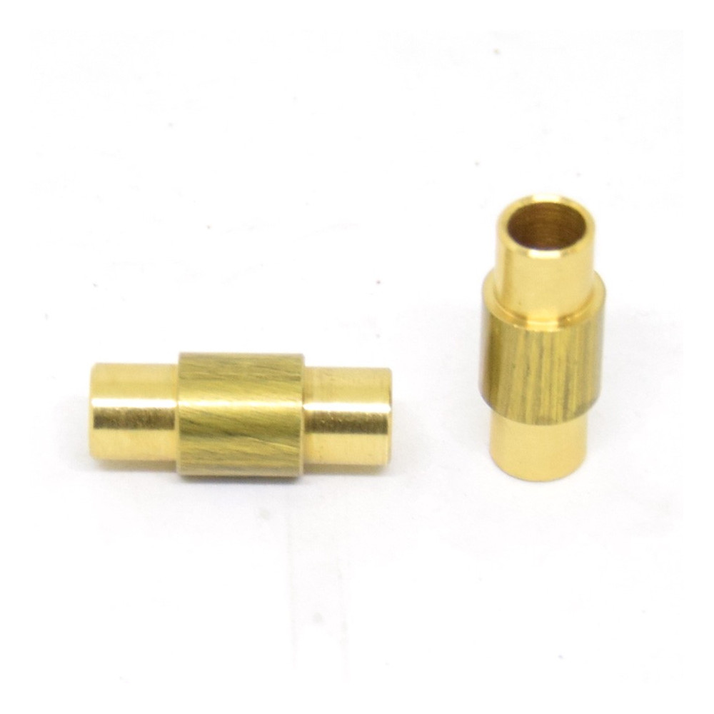 Spacers 6mm Copper x8