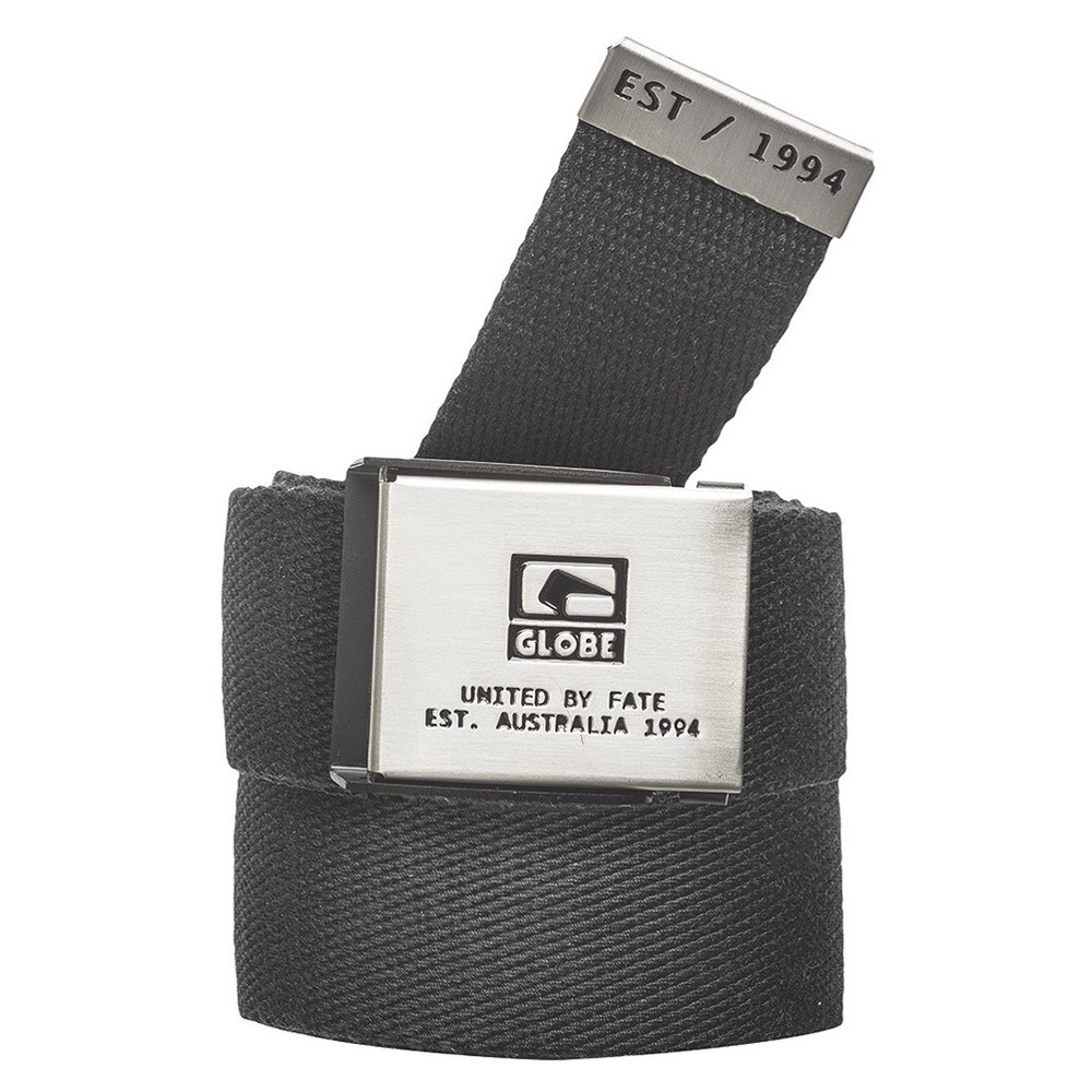 Ceinture GLOBE Redman Belt Black
