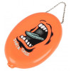 SANTA CRUZ Screaming Coin Pouch Coral