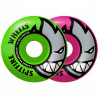 Roues SPITFIRE BIG CLSC Mash Pink/Green 52mm x4