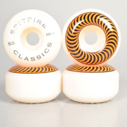 SPITFIRE Classic 53mm x4 Wheels