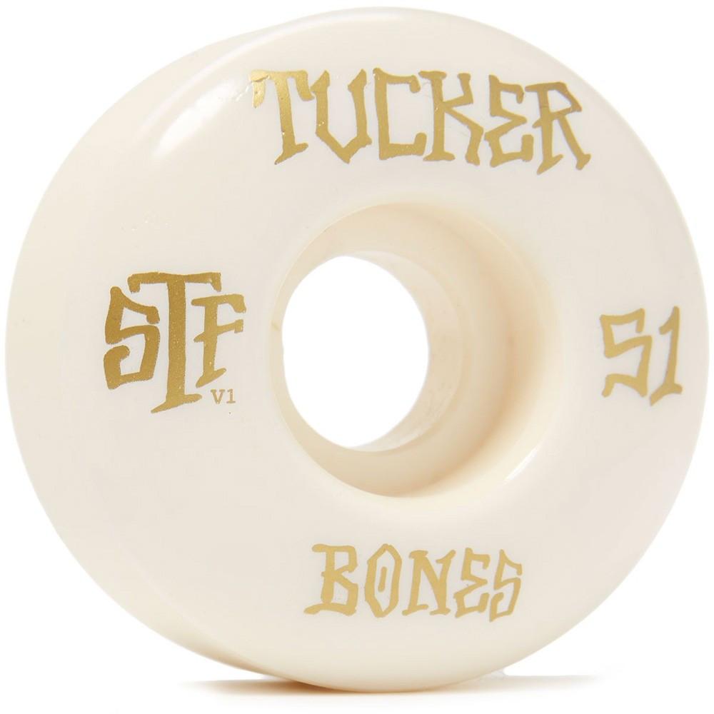 Roues BONES STF V1 Tucker 51mm x4