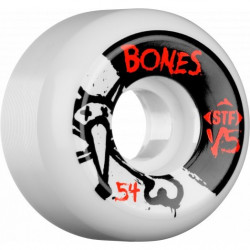 BONES STF V5 Side Cut 54mm x4 Wheels