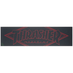 THRASHER X MOB Red Logo Griptape