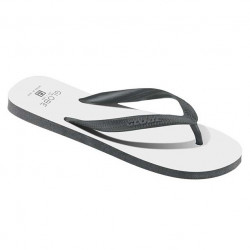 GLOBE Void White/Charcoal Flip Flap