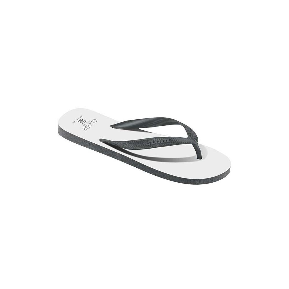 GLOBE Void White/Charcoal Flip Flap