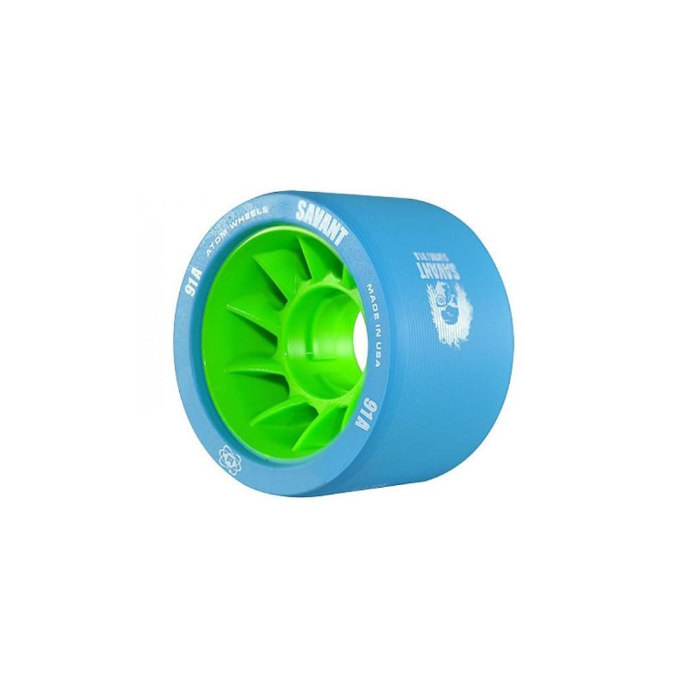 Roues ATOM Wheels Poison Savant X-Slim 59mm