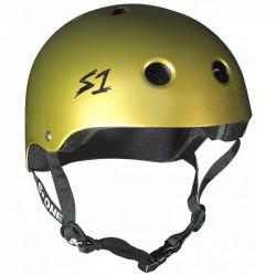 Casque S1 Lifer V2 Gold Helmet