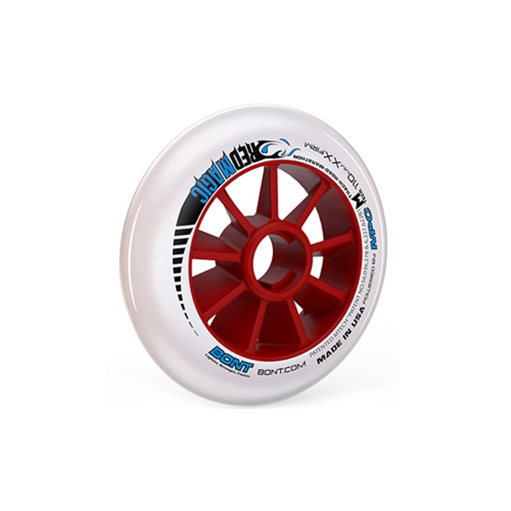 Roues MPC Red Magic