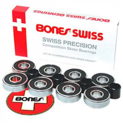 Roulements BONES Swiss bearing x8