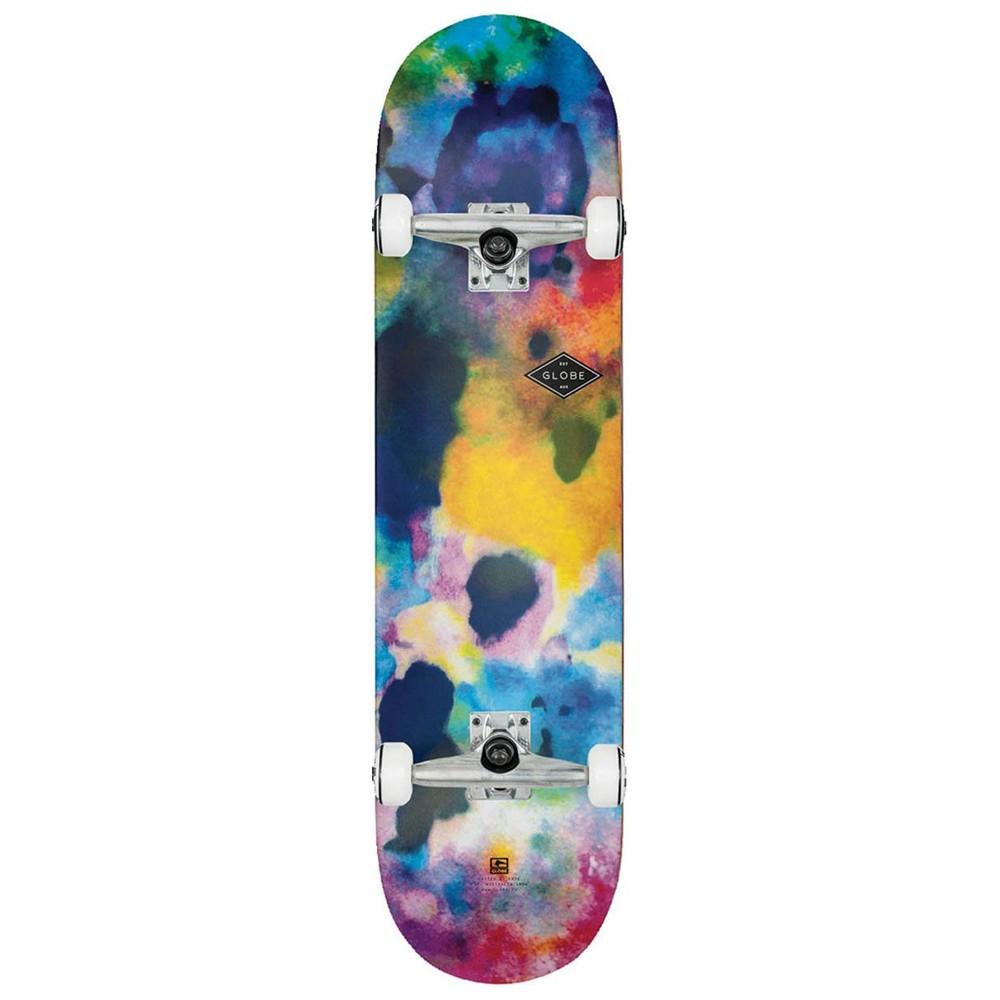 "Skateboard Complet GLOBE G1 Full One Color Bomb 7.75"""