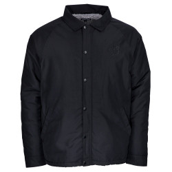 SANTA CRUZ Blackout Coach Jacket Black