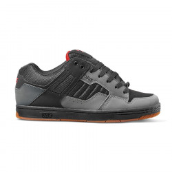 DVS Enduro 125 Charcoal Black Nubuck