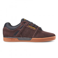DVS Drift + Chocolate Brown / Black Suede