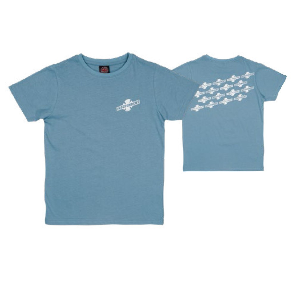 INDEPENDENT Stampede Cardinal Blue Youth Tee