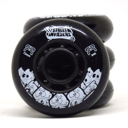 FR Street Invaders Black Wheel 72mm x1