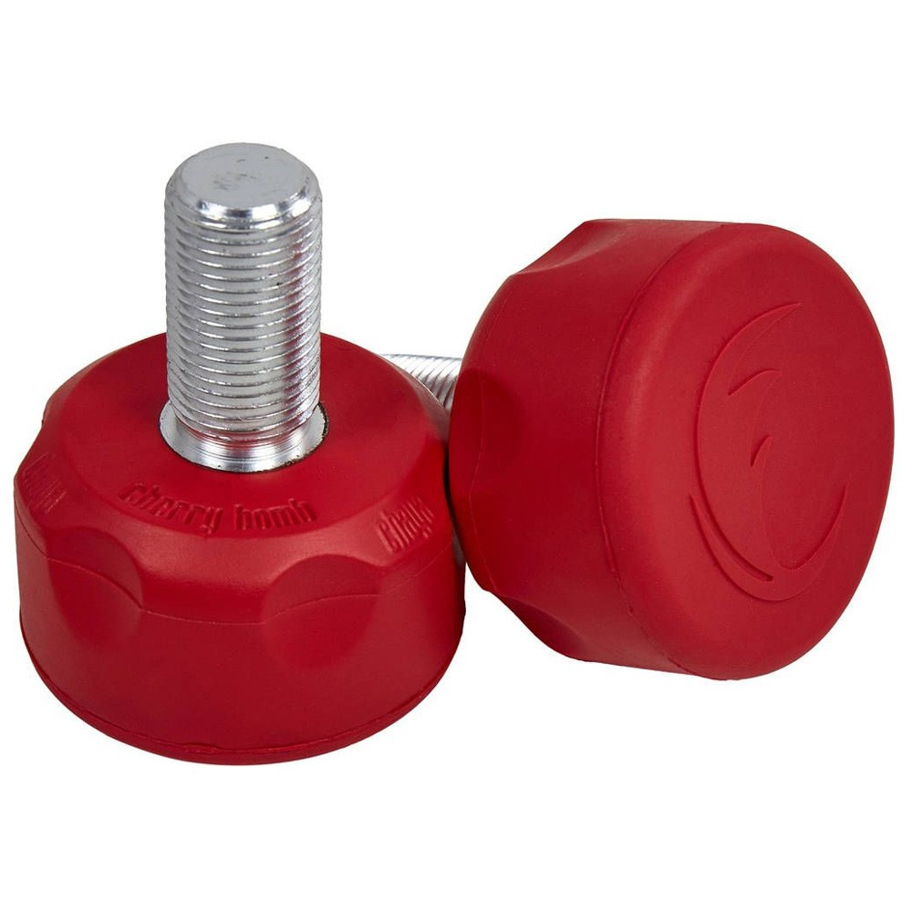 CHAYA Cherry Bomb Stoppers Red