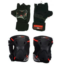 SEBA Knee + Gloves