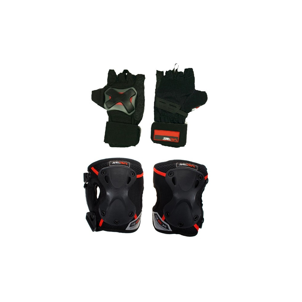 SEBA Knee + Gloves