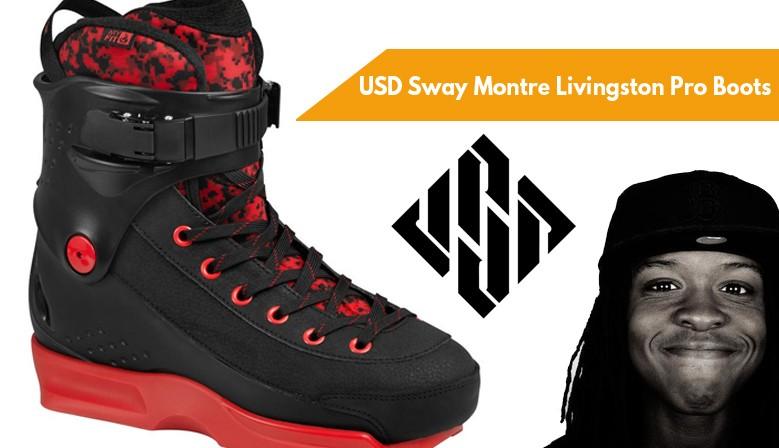 USD Saway Montre Livingston Pro Boots disponibles chez Clic-n-Roll