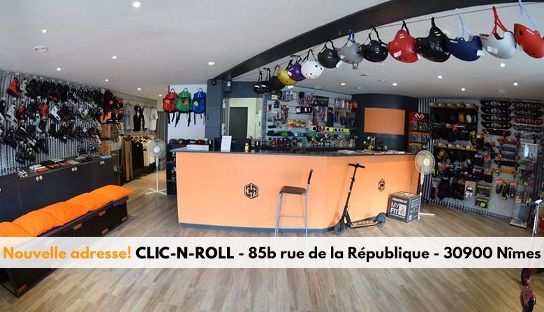 Nouveau shop clic-n-roll